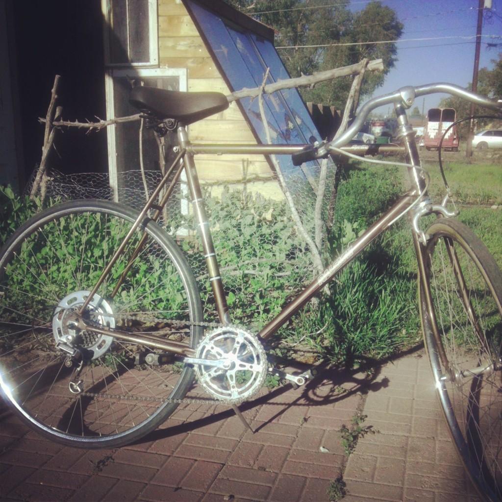 Vintage Raleigh Sprite 10